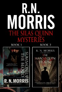 Cover The Silas Quinn Mysteries Omnibus