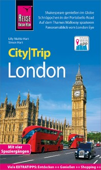 Cover Reise Know-How CityTrip London
