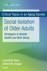 Cover Social Isolation of Older Adults