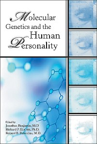 Cover Molecular Genetics and the Human Personality