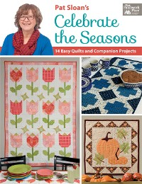 Cover Pat Sloan's Celebrate the Seasons