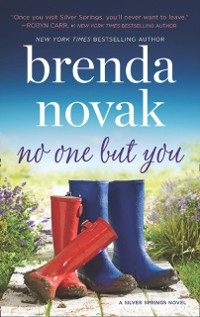 Cover No One But You (Silver Springs, Book 2)