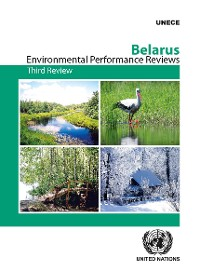 Cover Environmental Performance Review of Belarus