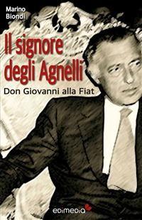 Cover Il signore degli Agnelli