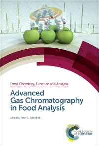 Cover Advanced Gas Chromatography in Food Analysis
