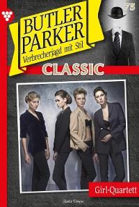 Cover Butler Parker Classic 75 – Kriminalroman