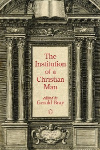 Cover Institution of a Christian Man