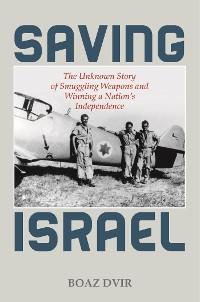 Cover Saving Israel