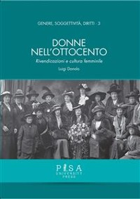 Cover Donne nell'ottocento