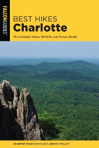 Cover Best Hikes Charlotte