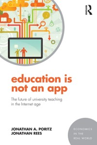 Cover Education Is Not an App