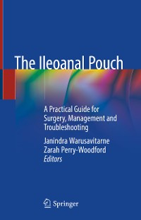Cover The Ileoanal Pouch