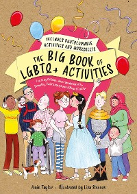 Cover The Big Book of LGBTQ+ Activities