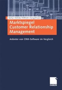 Cover Marktspiegel Customer Relationship Management