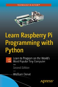 Cover Learn Raspberry Pi Programming with Python