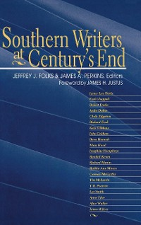 Cover Southern Writers at Century's End