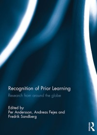 Cover Recognition of Prior Learning