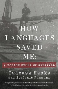 Cover How Languages Saved Me