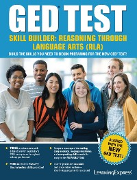 Cover GED® Test Skill Builder
