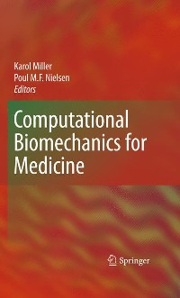 Cover Computational Biomechanics for Medicine