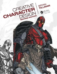 Cover Creative Character Design 2e