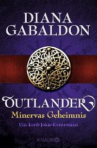 Cover Outlander - Minervas Geheimnis