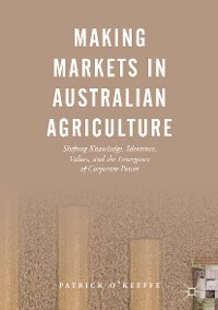 Cover Making Markets in Australian Agriculture