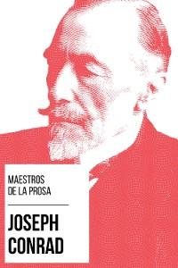 Cover Maestros de la Prosa - Joseph Conrad