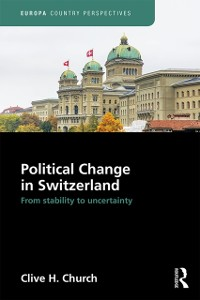 Cover Political Change in Switzerland