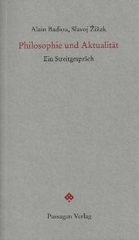 Cover Philosophie und Aktualität