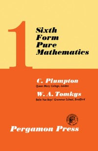 Cover Sixth Form Pure Mathematics