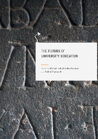 Cover The Future of University Education