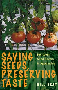 Cover Saving Seeds, Preserving Taste