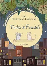 Cover Gutenachtgeschichten von Stadtmaus und Landmaus