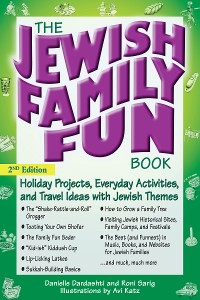 Cover The Jewish Family Fun Book (2nd Edition)