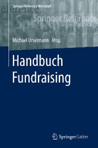 Cover Handbuch Fundraising