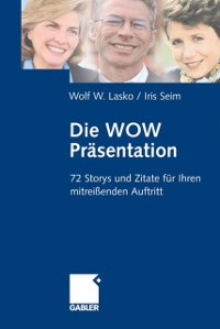Cover Die Wow-Prasentation