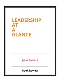 Cover Leadership at a Glance