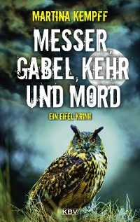 Cover Messer, Gabel, Kehr und Mord