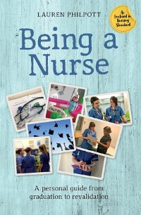 Cover Being a Nurse