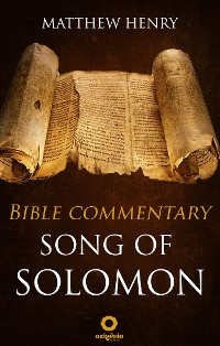 Cover Song of Solomon - Bible Commentary