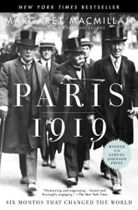 Cover Paris 1919