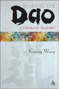 Cover Reading the Dao