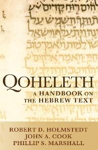 Cover Qoheleth