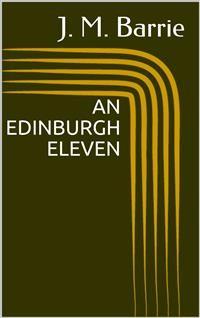 Cover An Edinburgh Eleven