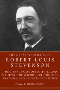 Cover Greatest Stories of Robert Louis Stevenson