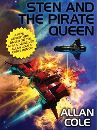 Cover Sten and the Pirate Queen