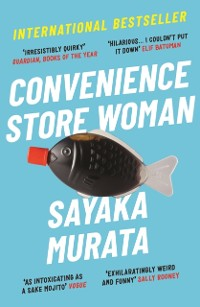 Cover Convenience Store Woman