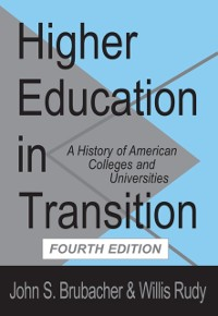 Cover Higher Education in Transition