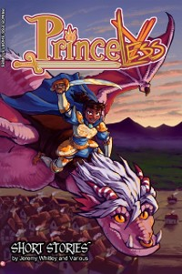 Cover Princeless: Short Stories Volume 1 #TPB